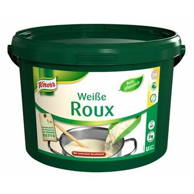Grosspackung Knorr Weiße Roux 5 kg