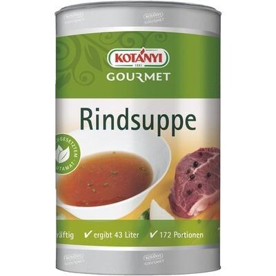 Grosspackung Kotanyi Rindsuppe  6 x 1 kg = 6 kg
