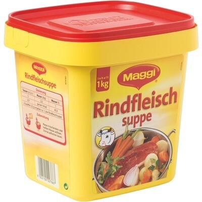 Grosspackung Maggi Rindfleischsuppe 1 kg