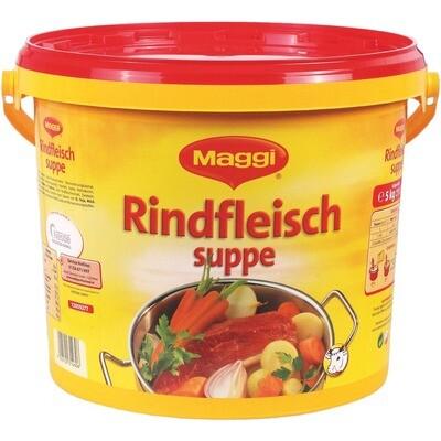 Grosspackung Maggi Rindfleischsuppe 5 kg