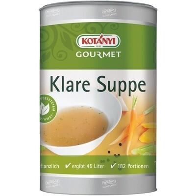 Grosspackung Kotanyi Klare Suppe rein pflanzlich 6 x 1 kg = 6 kg