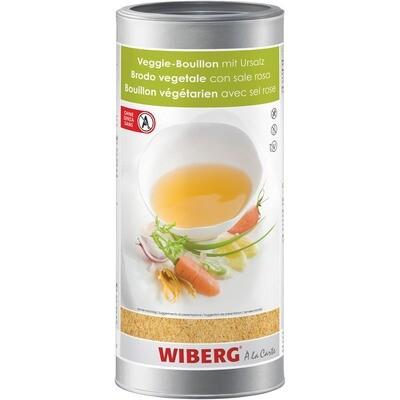 Grosspackung Wiberg Veggie Bouillon mit Ursalz 1200 g vegan