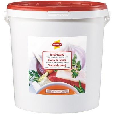 Grosspackung Wiberg Rind-Suppe 15 kg