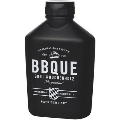 Grosspackung BBQUE Grill und Buchenholz Sauce 6 x 400 ml = 2,4 Liter