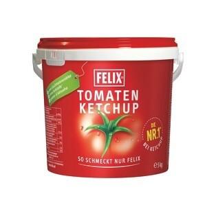 Grosspackung Felix Ketchup mild 5 kg