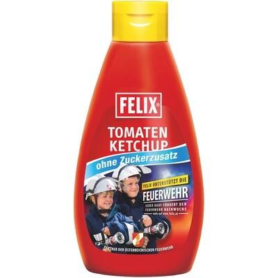 Grosspackung Felix Ketchup ohne Zuckerzusatz 6 x 960 g = 8,76 kg