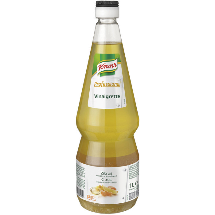 Grosspackung Knorr Professional Vinaigrette Zitrus 6 x 1 l = 6 Liter