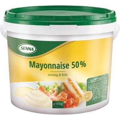 Grosspackung Senna Mayonnaise 50% Fett 10 kg
