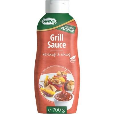 Grosspackung Senna Sauce Grill 6 x 700 g = 4,2 kg