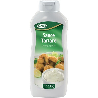 Grosspackung Senna Sauce Tartare 8 x 700 g = 5,6 kg