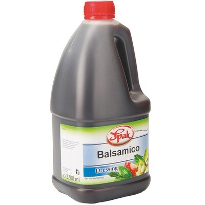 Grosspackung Spak Balsamico Dressing 2,2 kg