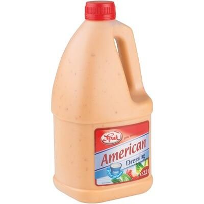 Grosspackung Spak American Dressing 2,2 kg