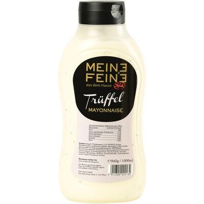Grosspackung Spak Meine Feine Geschmacksmayonnaise Trüffel 6 x 945 g = 5,67 kg