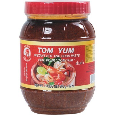 Grosspackung Tom Yum Paste 900 g