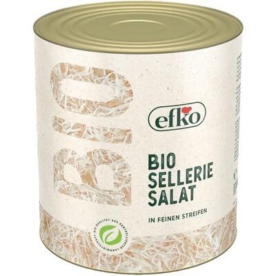 Grosspackung Efko Bio Sellerie Salat Julienne 1,45 kg