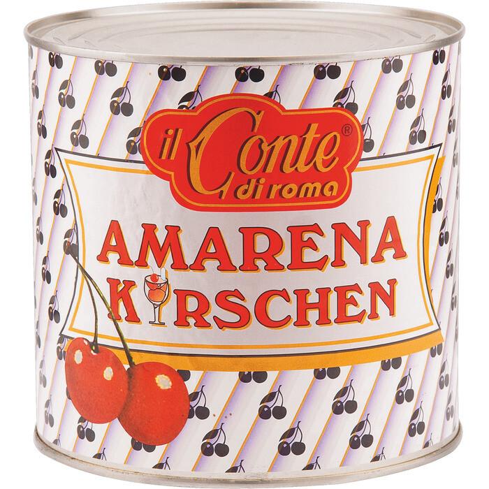Grosspackung Il Conte Amarenakirschen 6 x 1,5 kg = 9 kg
