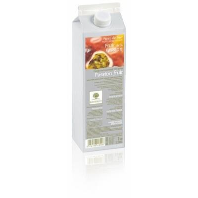 Grosspackung Passionsfruchtfruchtpüree 10 % Zucker 6 x 1 kg = 6 kg
