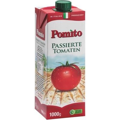 Grosspackung Pomito Passierte Tomaten 12 x 1 kg = 12 kg