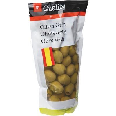 Grosspackung Quality Olive Gordal Reina ohne Kern Beutel 10 x 500 g =  5 kg