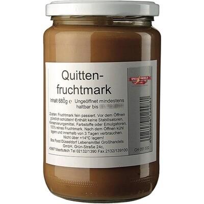 Grosspackung Quittenmark 680 g