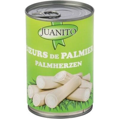 Grosspackung Schenkel Palmherzen 24 x 400 g
