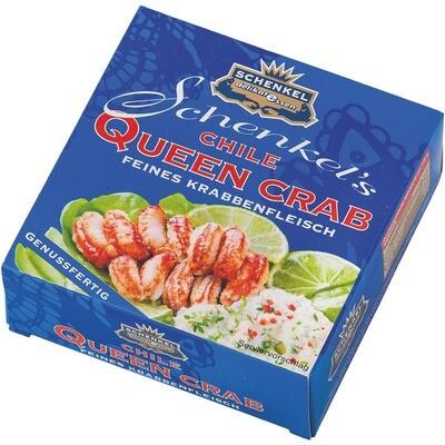 Grosspackung Schenkel Queen Crab / Krabben 210 g
