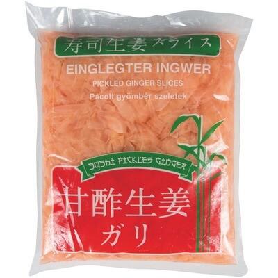 Grosspackung Sosa Ingwer eingelegt 1,5 kg