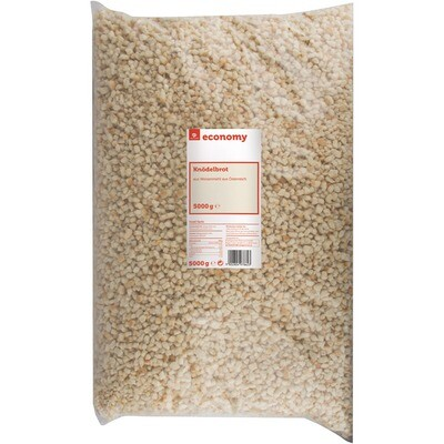Grosspackung Economy Knödelbrot 5 kg
