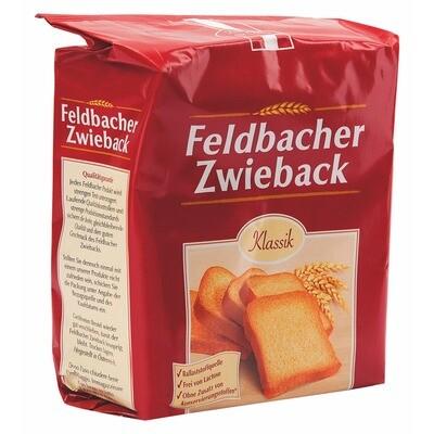 Grosspackung Feldbacher Zwieback 15 x 200 g = 3 kg