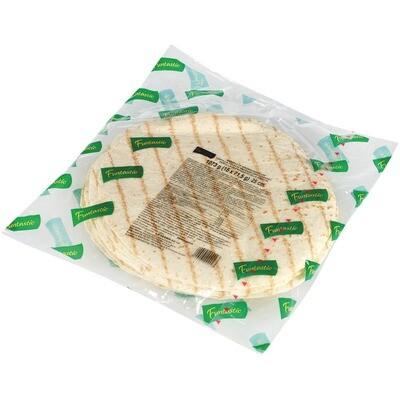 Grosspackung Funtastic Grilled Tortillas 10 x (25 cm 15 Stk.) = 10,73 kg