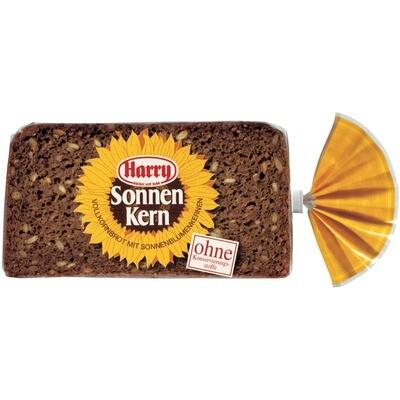 Grosspackung Harry Sonnenkern Brot 18 x 500 g = 9 kg