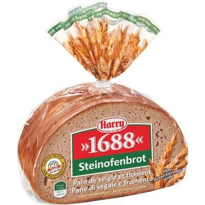 Grosspackung Harry Steinofenbrot 4 x 500 g = 2 kg