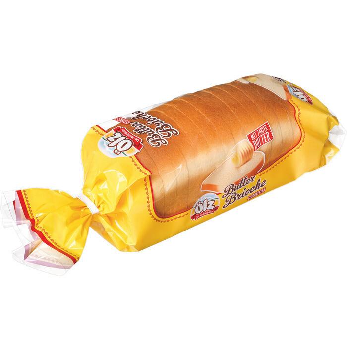 Grosspackung Ölz Butter-Brioche geschnitten 7 x 500 g = 3,5 kg