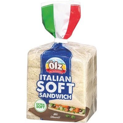 Grosspackung Ölz Italian Sandwich m. Olivenöl 10 x 400g = 4 kg