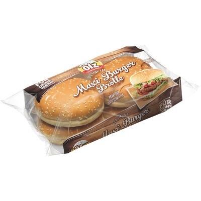 Grosspackung Ölz Maxi Burger Buns / Brötli 9 x 300 g = 2,7 kg