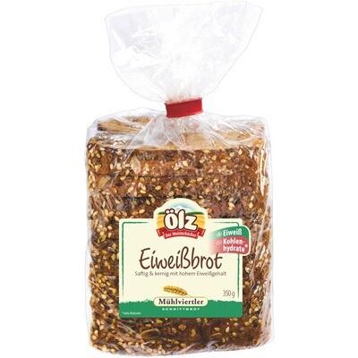 Grosspackung Ölz Mühlviertler Eiweissbrot 15 x 350 g = 5,25 kg