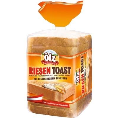 Grosspackung Ölz Riesen Toast 9 x 500 g = 4,5 kg