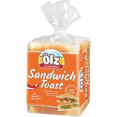 Grosspackung Ölz Sandwich Toast 12 x 250 g = 3 kg