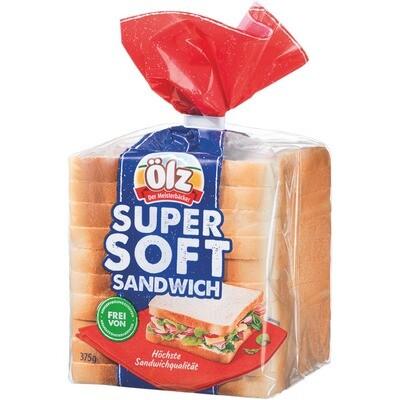 Grosspackung Ölz Super Soft Sandwich 12 x 375 g = 4,5 kg