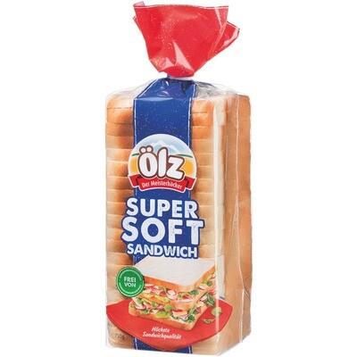 Grosspackung Ölz Super Soft Sandwich 6 x 750 g = 4,5 kg