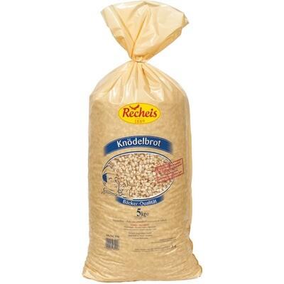 Grosspackung Recheis Knödelbrot 5 kg