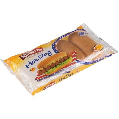 Grosspackung Roberto Hot Dogs 8 x 250 g = 2 kg