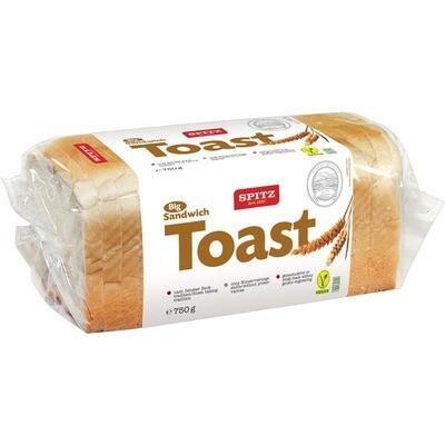 Grosspackung Spitz Big Sandwich Toast 14 x 750 g = 10,5 kg