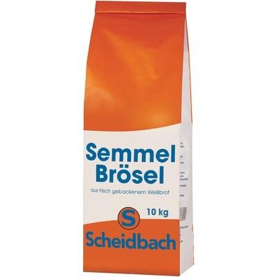 Grosspackung Scheidbach Semmelbrösel / Paniermehl 10kg