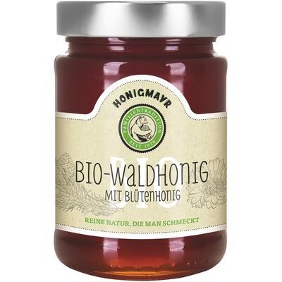 Grosspackung Honigmayr Bio Waldhonig mit Blütenhonig 6 x 500 g = 3 kg