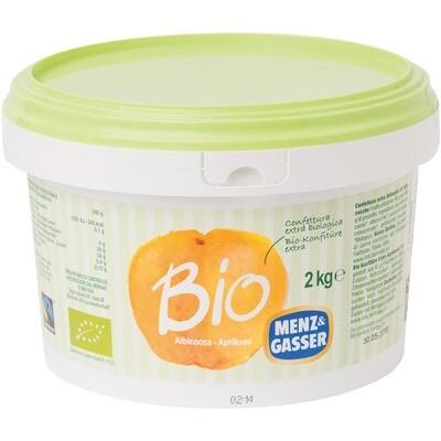 Grosspackung Menz&Gasser Bio Konfitüre Aprikose 2 kg