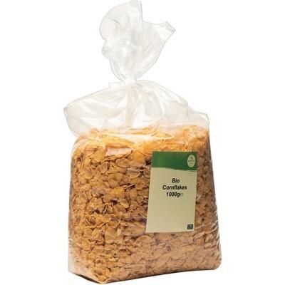 Grosspackung natürlich für uns Bio Cornflakes 10 x 1 kg = 10 kg