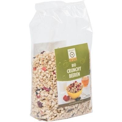 Grosspackung natürlich für uns Bio Crunchy Beeren Müesli 10 x 375 g = 3,75 kg