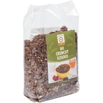 Grosspackung natürlich für uns Bio Crunchy Schoko Müesli 10 x 375 g = 3,75 kg