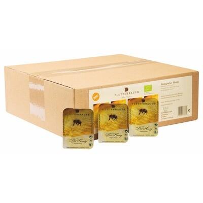 Grosspackung Pletterbauer Bio Honig Portionen 100 x 20 g